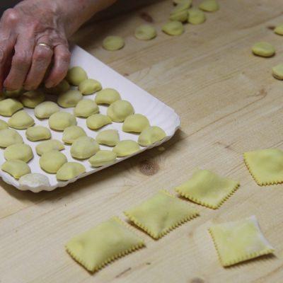 trattoria parma - cappelletti pasta fresca