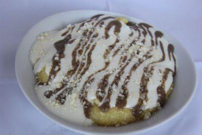 trattoria parma - polenta tartufo e fonduta